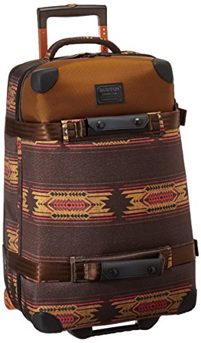 Burton Wheelie Cargo Luggage Bag, Sierra Print