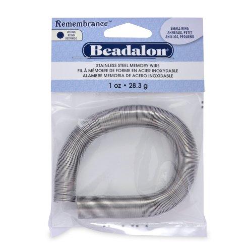 Beadalon 1 Ounce Memory Beading Bright