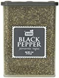 Badia Black Pepper Ground, 4 Ounce (Pack of 12)