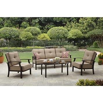 Elegant Better Homes And Garden Carter Hills Outdoor Conversation Set, Seats 5