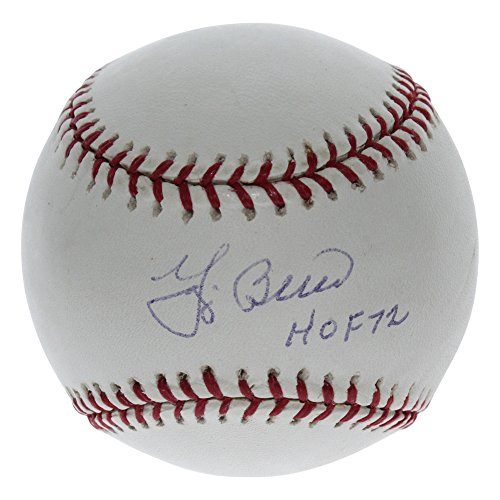 Yogi Berra Autographed Signed Official Major League Baseball - JSA Authentic