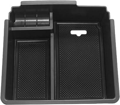 Auto vano portaoggetti braccioli scatola organizzatori Console centrale vassoio