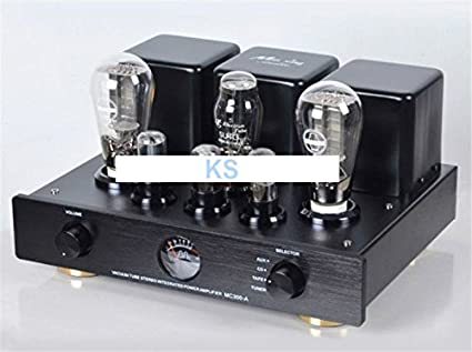 KOHSTAR MeiXing MingDa MC300-A 300B tube amplifier signal