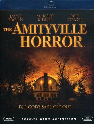 Blu-ray : The Amityville Horror (, Dubbed, Dolby, AC-3, Digital Theater System)