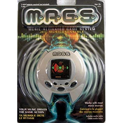 M.A.G.S. Music Activated Game System: Toys & Games