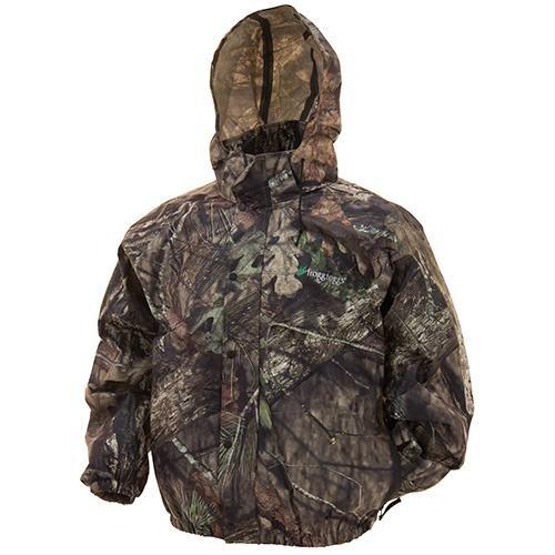 Camo Jacket Rain - Frogg Toggs Pro Action Camo Jacket