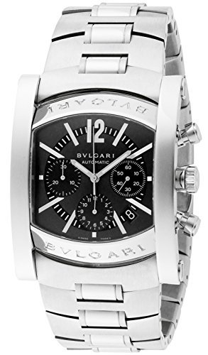 [Bulgari] Bvlgari reloj aa48 C14ssdch ashoma Cronógrafo Gris Hombres de [paralelo mercancías de importación]: Amazon.es: Relojes