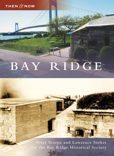 Bay Ridge, NY (TAN) (Then and Now) by Peter Scarpa (2009-01-14)