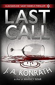 "Last Call (Jacqueline ""Jack"" Daniels Mysterie"