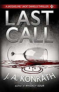 Last Call  by J.A. Konrath ebook deal