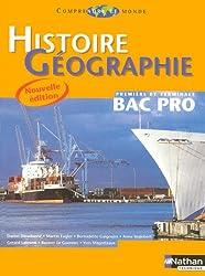 Histoire Géographie 1e et Tle Bac Pro