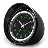 "ONEVER Car Clock, Car Quartz Clock Mini Vehicle Dashboard Clock, 1.7"" Diameter"