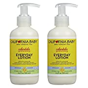 California Baby Everyday Calendula Lotion - 6.5 oz (Pack of 2)