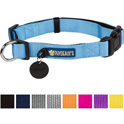 Phydeauxs Strong Collar Colors Lifetime