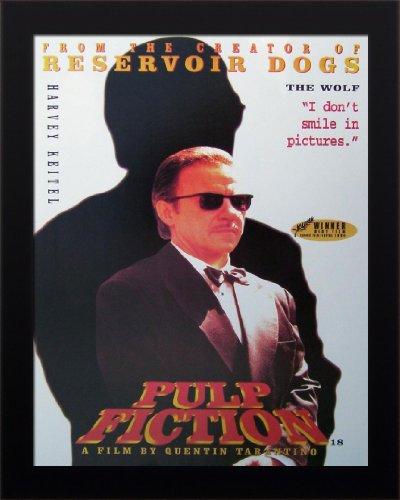 11X14 Poster Print Framed Pulp Fiction Harvey Keitel