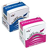 Nasara Kinésiologie Tape kinesiologische Tapes Avantage Pack * Sets différentes couleurs et quantités * 5m x 50mm
