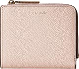 Kate Spade New York Women's Margaux Small Bifold Wallet Pale Vellum One Size