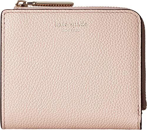 Kate Spade New York Women's Margaux Small Bifold Wallet Pale Vellum One - Flair Vellum
