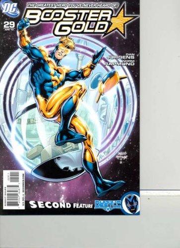 Download Booster Gold #29 pdf epub