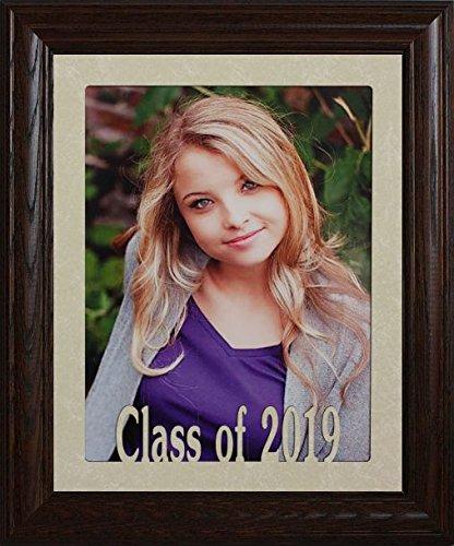 PersonalizedbyJoyceBoyce.com 8x10 Class of 2019 (or Any Year) Portrait Senior/Graduate School Photo Keepsake Frame
