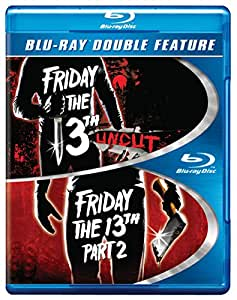 Friday the 13th Part I/Friday the 13th Part II (DBFE) (BD) [Blu-ray]