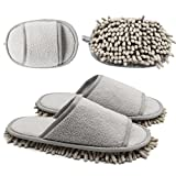 Ofoot Microfiber Mop Slippers