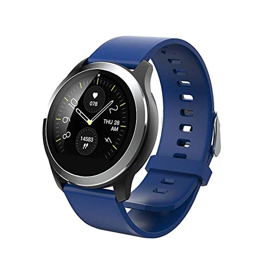 ACZZ Smartwatch con Heart Rate Sleep Sports, Ip68 Waterproof ...