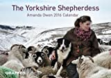 Yorkshire Shepherdess 2016 Calendar