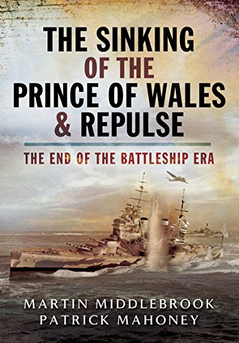 The Sinking of the Prince of Wales & Repulse: The End of the Battleship - Wales Cast