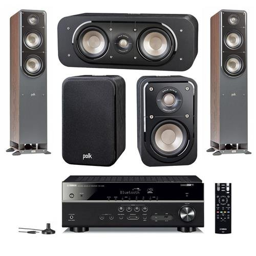 Polk Audio Signature Series 2X S50 Small 2-Way HiF...