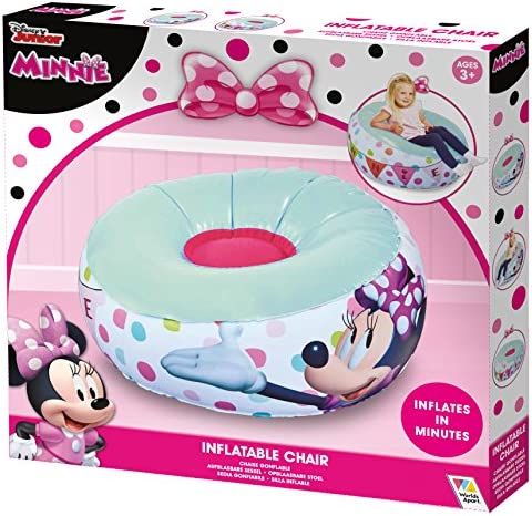 Minnie Mouse Kids Inflatable Chair