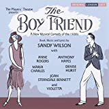 sandy wilson julie andrews the boy friend 1954