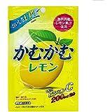 かむかむ かむかむレモン 30g×10個
