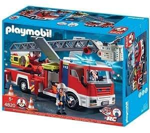 Playmobil Ladder Unit - kits de figuras de juguete para niños (Multicolor)