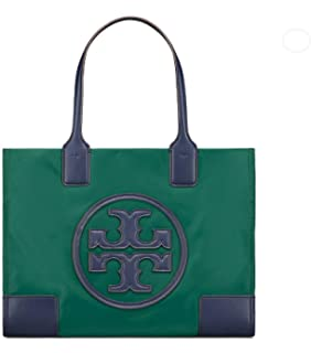 cde1450b72662 Amazon.com  Tory Burch Ella Mini Ladies Nylon Tote Handbag 45211001 ...