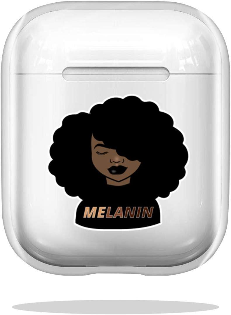 Melanin girl charm