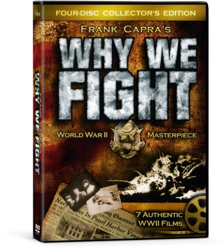 Why We Fight - WWII Complete Series (4 DVDs)