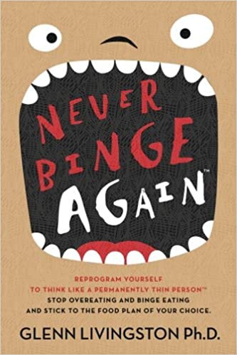 Image result for never binge again book