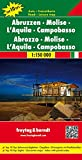 img - for Abruzzen - Molise - L'Aquila - Campobasso 1 : 150 000 (Italy) (English, French, Italian and German Edition) book / textbook / text book