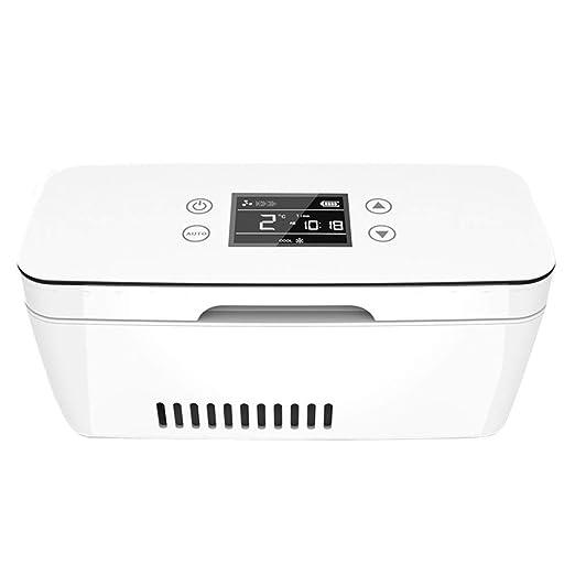 LJJLJJLJJLJJ Portátil Refrigerador Enfriador de la insulina ...