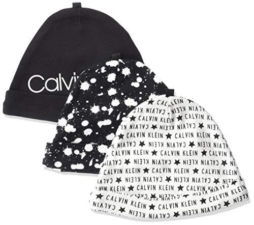 Calvin Klein Baby Boys' Unisex Hat, Multipack