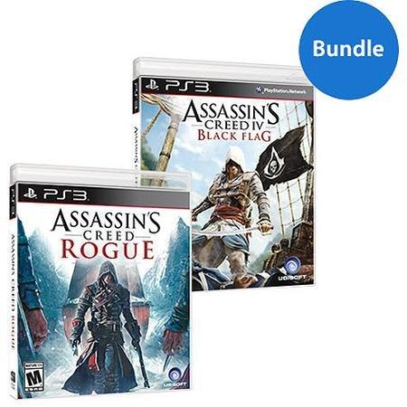 UbiSoft Assassin's Creed IV Black Flag Bundle PS3 - Creed Black Assassin