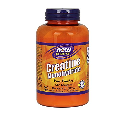 NOW Sports Creatine Powder, 8-Ounces