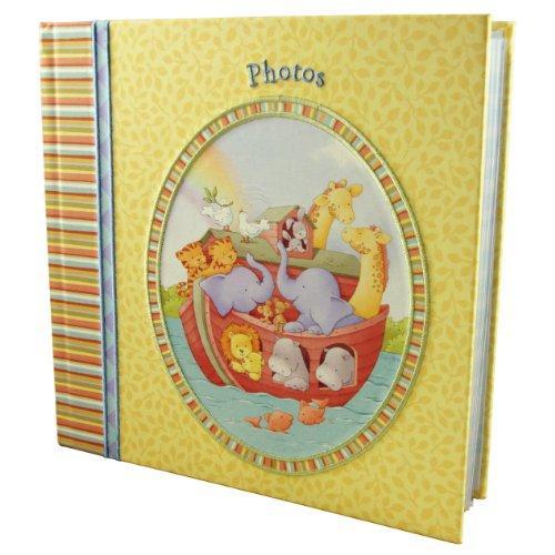 [해외]C.R. Gibson Bound Photo Journal Album Welcome Home Noah (Discontinued by Manufacturer) / C.R. Gibson Bound Photo Journal Album, Welcome Home Noah (Discontinued by Manufacturer)