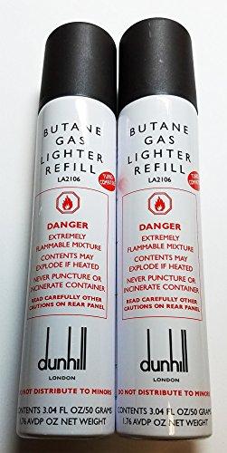 - Dunhill Premium Butane Refill (2 pack)