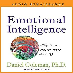 Emotional Intelligence Audible Audiobook - amazon.com