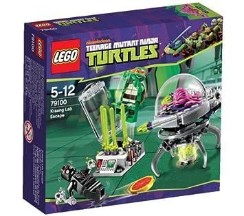 LEGO Tortugas Ninja Mutantes Adolescentes (TNMA) - La ...