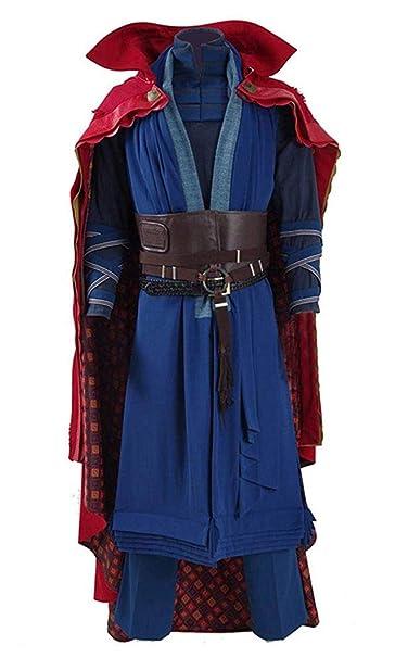 Amazon.com: Qi Pao Doctor disfraz de Strange cosplay para ...