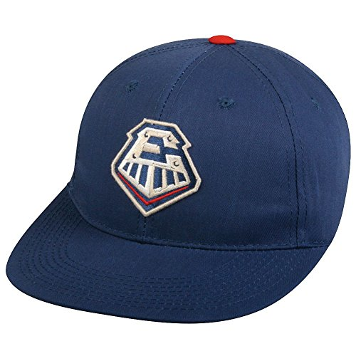 Round Rock Express Velcro Adjustable Cap (Home, - Rock Outlet Round