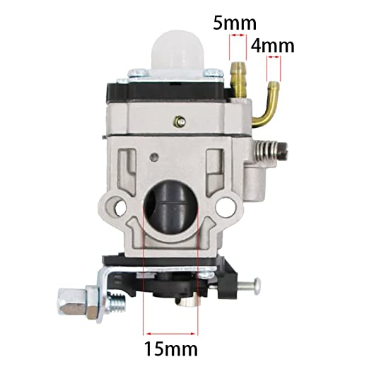 47CC HOOAI Carburetor for 145BT EB802 Husqvarna Kawasaki Walbro Shindaiwa REDMAX Tanaka Echo Weed Eaters Wackers Blowers Stringers Trimmers Edgers